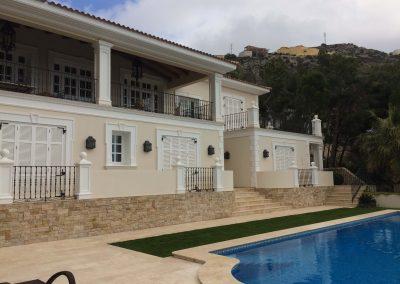Reforma integral de casa Altea Hills