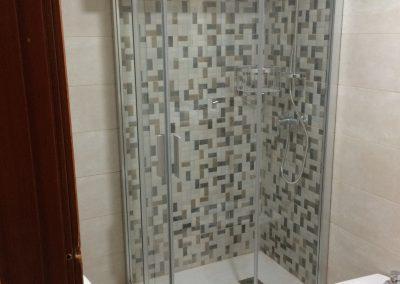 Reforma baño Albir