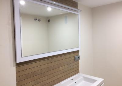 Reforma baño Cala Finestrat