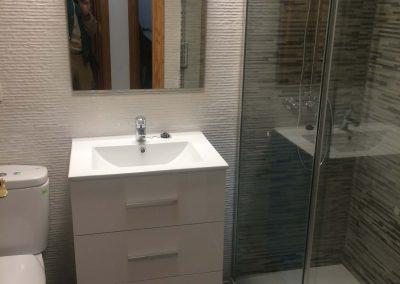 Reforma baño Rincón de Loix