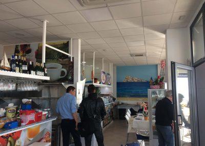 Reforma y ampliación restaurante Marola
