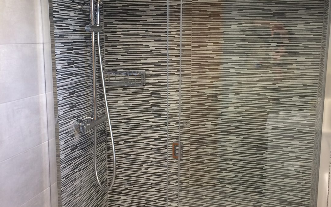 Reforma baño en piso Poniente