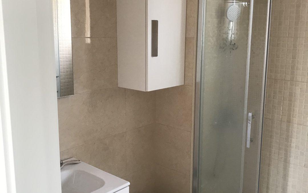 Reforma baño en piso Centro