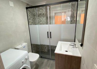 Reforma baño en Finestrat