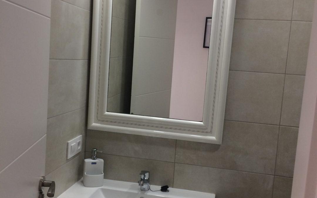 Reforma baño en C/ Almendros