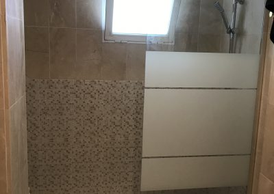 Cambio bañera por plato de ducha en La Cala